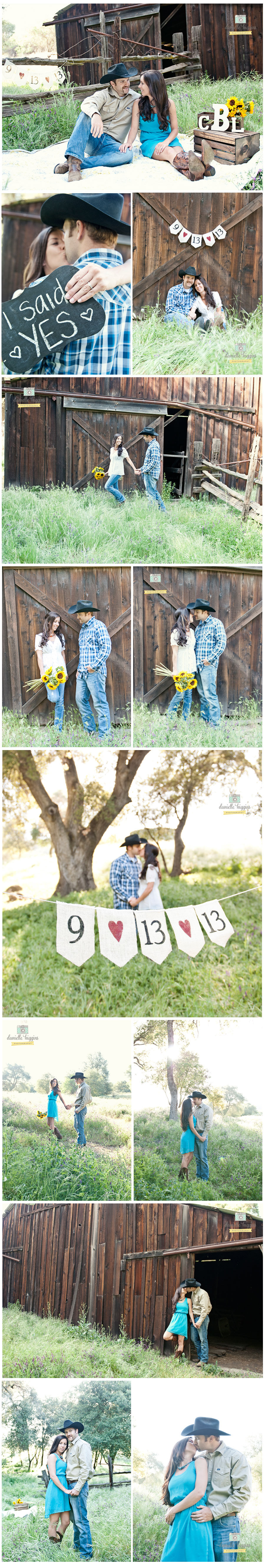 Engagement Photographer - Danielle Higgins Photography